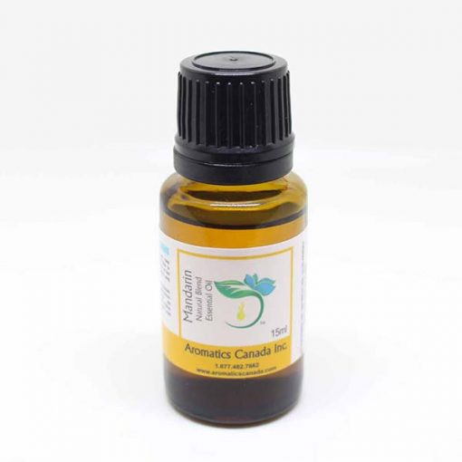 Mandarin Natural Blend Bottle