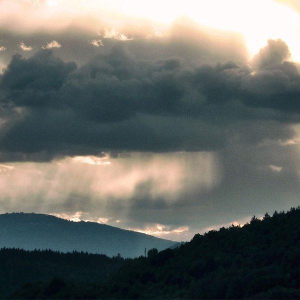 Mountain Rain Fragrant Oil