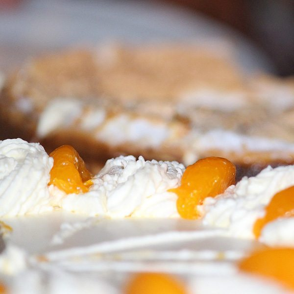 Peaches & Cream Fragrant Oil