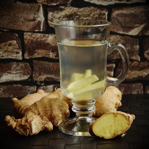 White Tea & Ginger Fragrant Oil