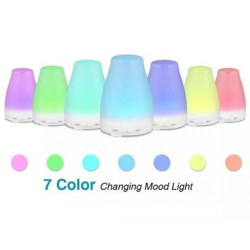 7 Color LED Aromatherapy diffuser-3
