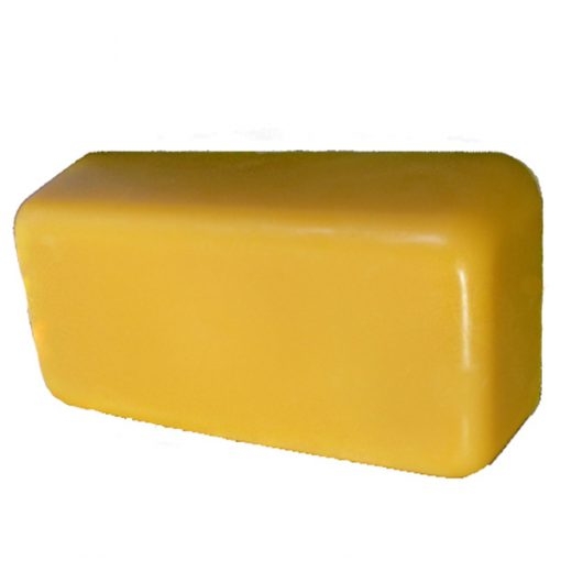 Yellow Beeswax Block (CGR)1