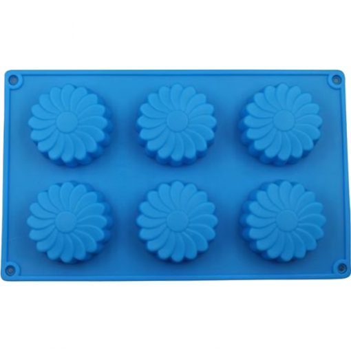 Lattice Cupcake Soap Mold