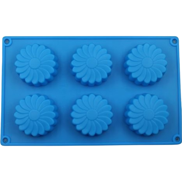 Lattice Cupcake Soap Mold