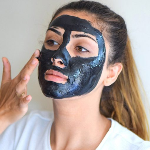 Charcoal Mask Cosmetic Base