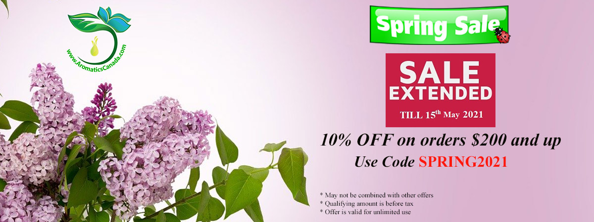 Spring Sale Extended till 15 May - 10% OFF-1